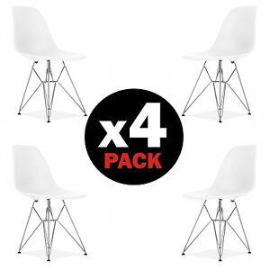 Pack-4-sillas-de-comedor-Blancas-silla-diseno-nordico-modelo-Steel
