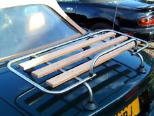Mazda MX5 Boot rack Vintage Removable Stainless Steel Mk3 Mk3.5 Mk3.75 901-610