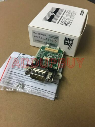 ONE OMRON FX3U-232-BD Module NEW