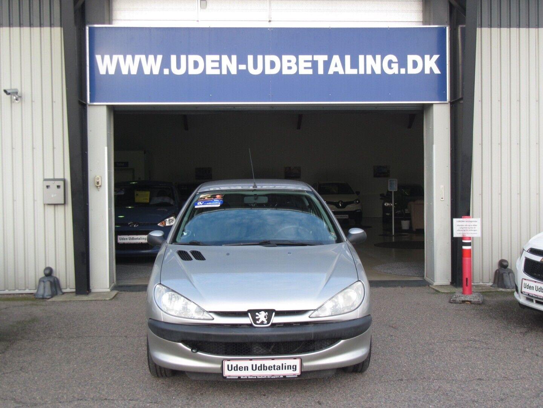 Peugeot 206 1,4 Edition