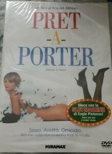 Dvd Pret-A-Porter (1994) - Kim Basinger ......NUOVO