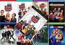 NEW SEALED BIG BANG THEORY SEASON 1-9 COMPLETE SET SEASONS 1 2 3 4 5 6 7 8 9