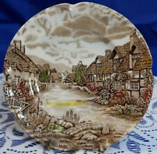 """Johnson Brothers OLDE ENGLISH COUNTRYSIDE IRONSTONE Bread & Butter Plate 6-1/4"""""""