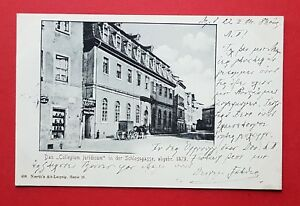 AK-Alt-LEIPZIG-1904-Das-Collegium-Juridicum-in-der-Schlossgasse-33240