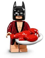 NEW LEGO LOBSTER-LOVIN' BATMAN MINIFIG 71017 movie series figure minifigure
