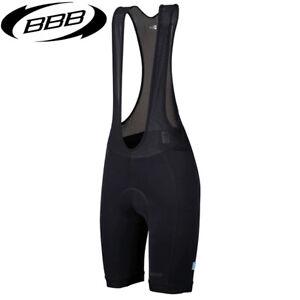 BBB Mens Cycling Bib Shorts - Black (BBW-81)