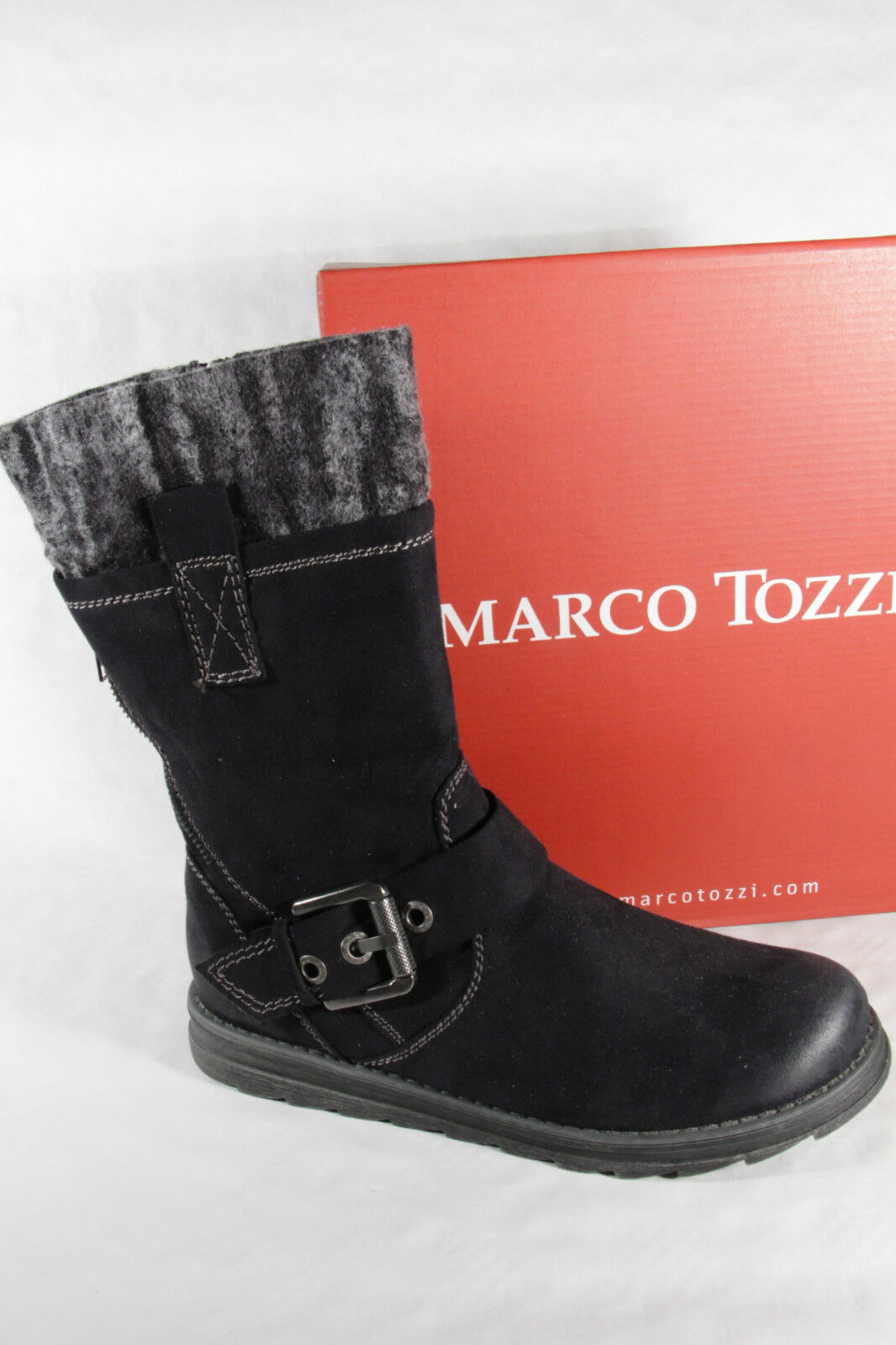 Marco Tozzi schwarz, schwarz, Stiefel Stiefel Winterstiefel schwarz, schwarz, Tozzi ... fce27e