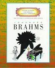 Johannes Brahms by Mike Venezia (Paperback / softback)