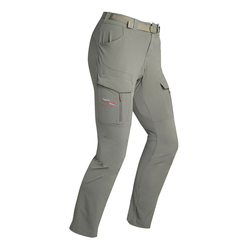 Sitka Solids Women's Equinox Pant Pyrite 36R 50166-PY-36R