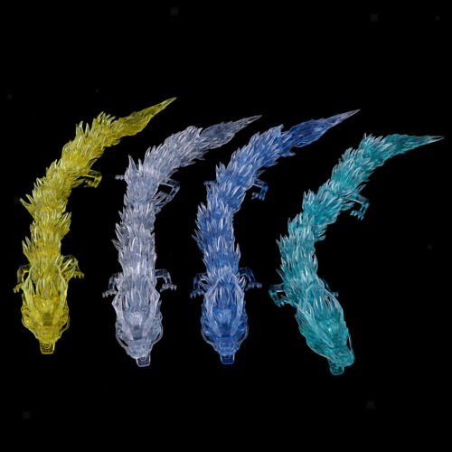 Anime Figures Stand Dragon Effect for Z S.H.Figuarts Tamashii Dolls Yellow