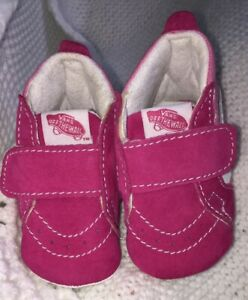 VANS BABY SHOES SUEDE / Canvas Boots