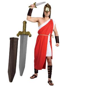 ADULTS-SPARTAN-WARRIOR-COSTUME-ROMAN-GREEK-GLADIATOR-HISTORIC-MENS-FANCY-DRESS