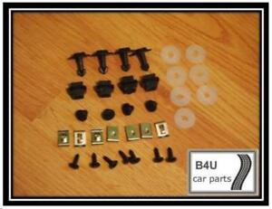 UNDER-ENGINE-COVER-CLIP-SET-AUDI-A4-B5-B6-SKODA-SUPERB-VOLKSWAGEN-PASSAT-B5