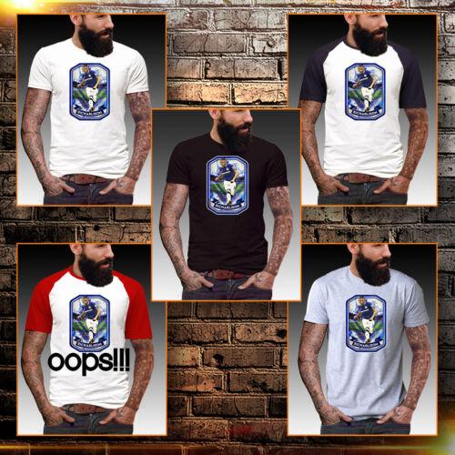 Richarlison T Shirt Everton /& Brazil Mens top Striker Goodison Blue boys