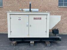 2012 Baldor 30kw Diesel Industrial Generator Idlc30 3ju Clean