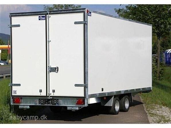 Trailer Cargo FC2740HT med Døre, lastevne (kg): 2700