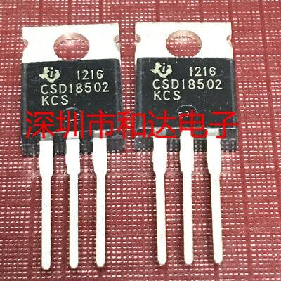 10pcs CSD19536KCS CSD19536 KCS TO-220