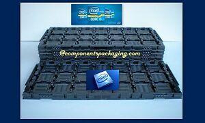 LGA1151 CPU Tray Holder for Intel Core i7 i5 i3 Processor -  Lot of 2 5 12 18 30