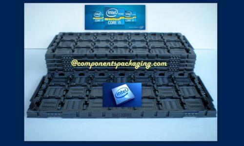 Intel 500122065 CPU Tray Holder for LGA1156 1155 1150 Socket Lot of 2 5 12 18 30