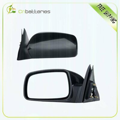 OE Replacement Toyota Camry Driver Side Mirror Outside Rear View Partslink Number TO1320215