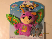 Webkinz Zumbuddy Zaza Unused Code We000704 R$12.99 Nip