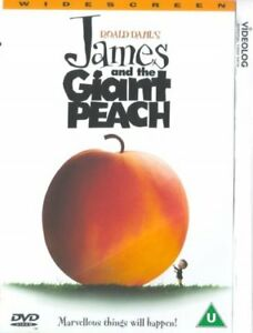 James-And-The-Giant-Peach-DVD-1996-Region-2