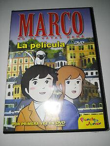 MARCO-NO-TE-VAYAS-MAMA-LA-PELICULA-DVD-EXTRAS-CASTELLANO-REGION-1-6-Nueva