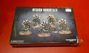 Warhammer-40-000-Necron-Immortals-5-Miniatures