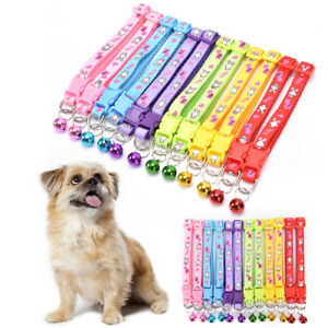 cute-rabbit-pattern-pets-cat-dog-puppy-kitten-adjustable-pet-collar-with-bell-FA