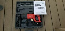 Bauer 1642e B 63433 1 Sds Plus Variable Speed Pro Rotary Hammer Drill
