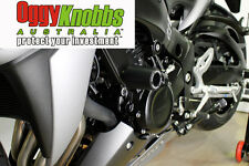 SUZUKI GSX-S1000 & GSX-S1000F 2015-16 OGGY KNOBBS NO CUT KIT Frame Sliders