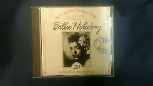 HOLIDAY-BILLIE-THE-BLUES-CD
