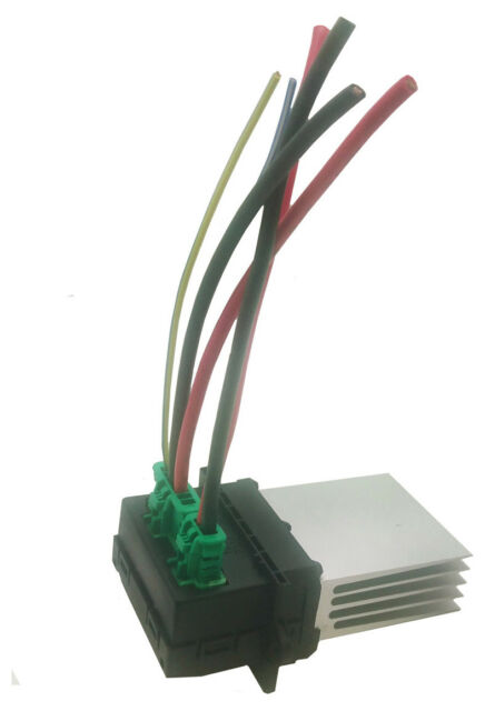 Fits Renault Clio Scenic Megane Heater Resistor   Wiring