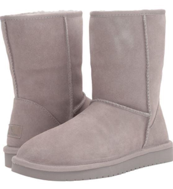 Nuevo en en en Box señora Koolaburra clásico corto botas de invierno Seleccionar tamaño  costo real