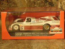 SLOT.IT PORSCHE 962C CA03F FORTUNA L M 86 #17 COLLECTOR GRADE NEW MINT BOXED 128