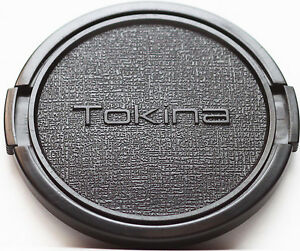 Genuine Tokina 62mm 62 mm Front Lens Cap Snap on