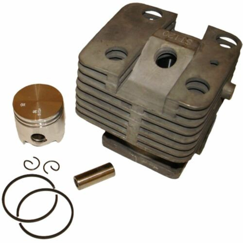 CYLINDER PISTON And RINGS ASSEMBLY FITS STIHL FS120 BRUSHCUTTER