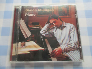 Details about SIMON MULLIGAN PIANO 2003 SONY CLASSICAL CD ALBUM