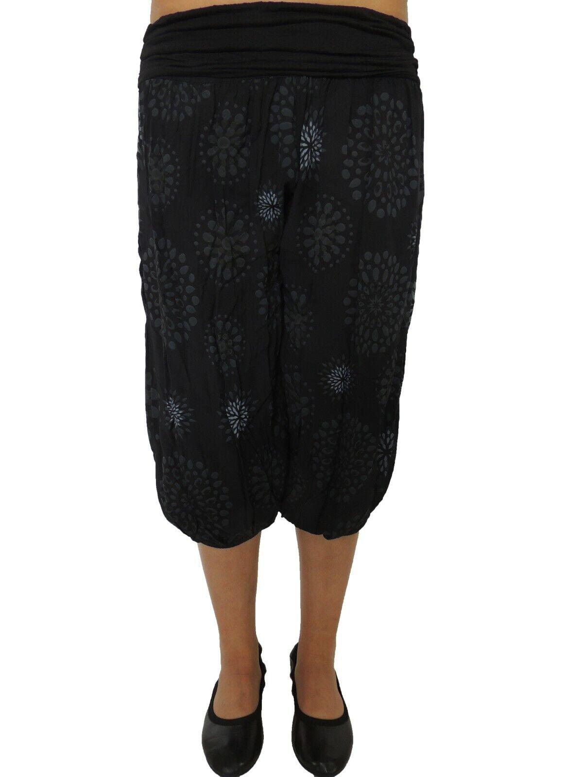 Kurz Harem Hose Größe 58 60 62 64 66 68 70 Plus Größe Pump Trousers Summer Hose 38