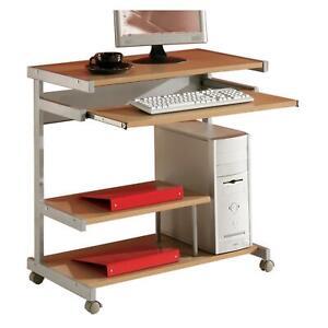 Bureau-ordinateur-desserte-informatique-tablette-clavier-coulissante-decor-hetre