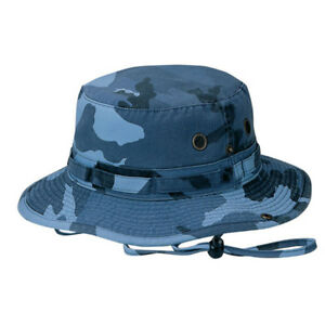 Camo-Twill-Washed-Hunting-Hat-w-Cord