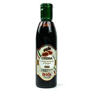 Aceto-Balsamico-with-di-Modena-IGP-Balsam-Vinegar-Cream-034-Fichi-034-250ml-Fruit