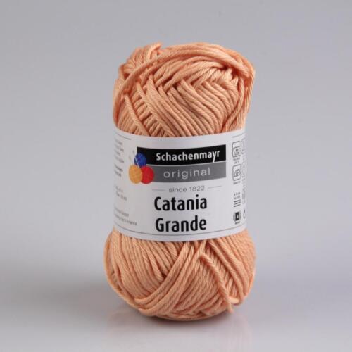 10 er Pack Schachenmayr CATANIA GRANDE 500 g Wolle stricken häkeln Farbauswahl