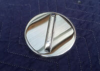 1965 66 67 Chevy Ii Nova Ss Wagon Chrome Fuel Gas Cap Reproduction