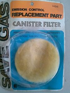 Emission-Control-Replacement-Part-Canister-Filter-34241-Protect-Engine