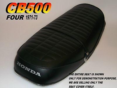 HONDA CB 500 550 four k0 k1 k2 Chrome Trim for seat cover