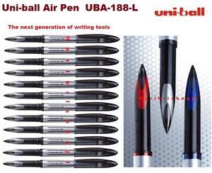 Bon CœUr Uni Ball Air Uba-188-l Large 0.7mm Rollerball Bleu Noir-le Moins Cher Sur Ebay-afficher Le Titre D'origine Pour AméLiorer La Circulation Sanguine