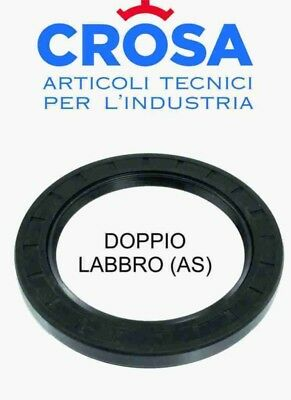 PARAOLIO DOPPIO LABBRO 45 X 62 X 7 IN GOMMA