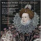 William Byrd - Byrd: The Great Service (2012)