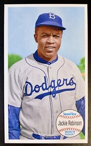 2020-Topps-Archives-1964-Topps-Oversized-JACKIE-ROBINSON-Card-640-JR-Dodgers